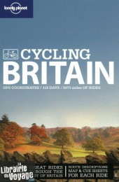 Lonely Planet (en anglais) - Cycling Britain