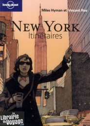 Lonely Planet - New York Itinéraires
