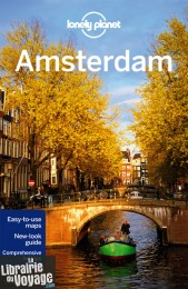 Lonely Planet - Amsterdam (en anglais)