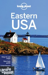 Lonely Planet - Guide - Etats-Unis Est (en anglais)