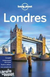 Lonely Planet - Guide - Londres