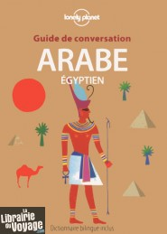Lonely Planet - Guide de Conversation en Arabe Egyptien