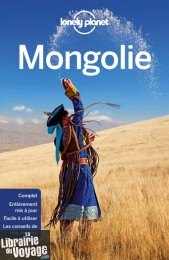 Lonely Planet - Guide de la Mongolie