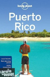 Lonely Planet - Guide de Puerto Rico - En anglais