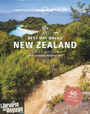 Lonely Planet - Guide en anglais - Best day walks - New Zealand