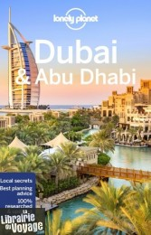 Lonely Planet - Guide en anglais - Dubai & Abu Dhabi