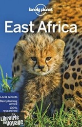 Lonely Planet - Guide en anglais - East Africa