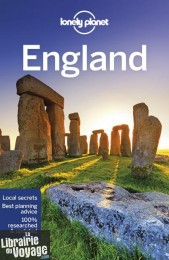 Lonely Planet - Guide en anglais - England