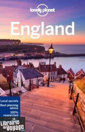 Lonely Planet (en anglais) - Guide - England (Angleterre)