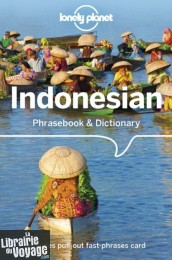 Lonely Planet - Guide en anglais - Indonesian Phrasebook