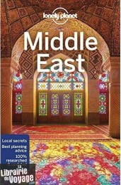 Lonely Planet - Guide en anglais - Middle East (Moyen Orient)