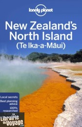Lonely Planet - Guide en anglais - New Zealand's north Island -anglais-