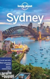 Lonely Planet - Guide en anglais - Sydney