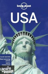 Lonely Planet - Guide en anglais - USA