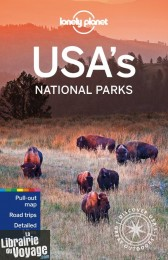 Lonely Planet - Guide (en anglais) - USA's National Parks