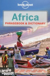 Lonely Planet (en anglais) - Africa phrasebooks