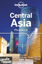 Lonely Planet (en anglais) - Central Asia phrasebook