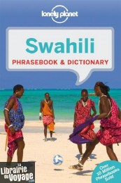 Lonely Planet (en anglais) - Guide de Conversation - Swahili