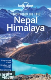Lonely Planet (en anglais) - Trekking in the Nepal Himalaya