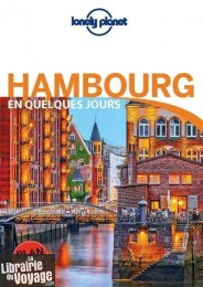 Lonely Planet - Guide - Hambourg en quelques jours
