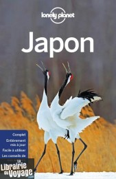 Lonely Planet - Guide - Japon