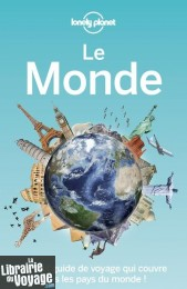 Lonely Planet - Guide - Le Monde