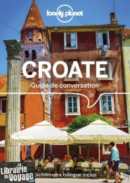 Lonely Planet - Guide de Conversation - Croate
