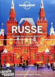 Lonely Planet - Guide Guide de Conversation - Russe
