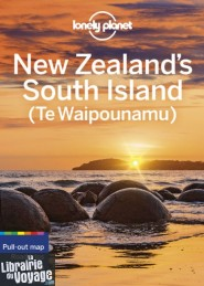 Lonely Planet - Guide (en anglais) - New Zealand South