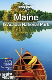 Lonely Planet - Guide (en anglais) - Maine & Acadia National Park