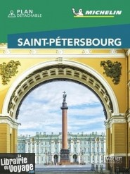 Michelin - Guide Vert - Week & Go - Saint-Pétersbourg