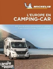 Michelin - Guide - Escapades en Europe en Camping-car