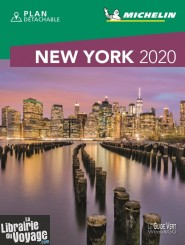 Michelin - Guide Vert - Week & Go - New York (édition 2020)