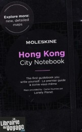 Moleskine - City Notebook - Hong Kong