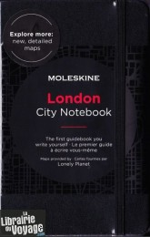 Moleskine - City Notebook - Londres
