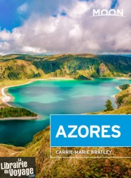 Moon Travel Guides - Guide en anglais - Azores