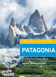 Moon Travel Guides - Guide en anglais - Patagonia