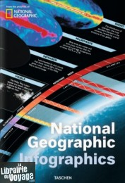 National Geographic - Beau-livre - National Geographic Infographics