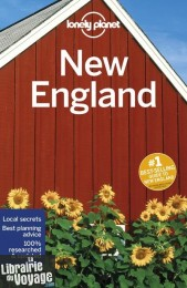 Lonely Planet - Guide (en anglais) - New England