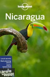 Lonely Planet - Guide (en anglais) - Nicaragua