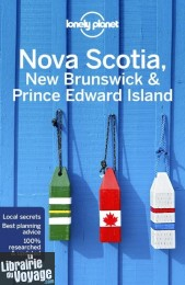 Lonely Planet - Guide (en anglais) - Nova Scotia, New Brunswick & Prince Edward island
