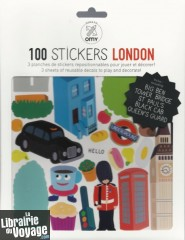 Omy Design - 100 stickers London