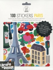 Omy Design - 100 stickers Paris