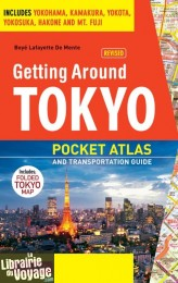 Periplus Travel Maps (Tuttle publishing) - Atlas - Getting around Tokyo (and transportation guide)