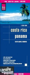 Reise-Know-How Maps - Costa Rica - Panama