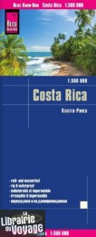 Reise Know-How Maps - Carte du Costa Rica