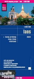 Reise Know-How Maps - Carte du Laos