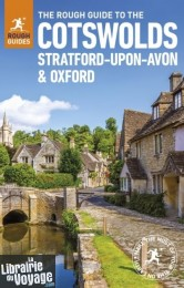 Rough Guide (en anglais) - Guide - The Cotswolds, Stratford-upon-Avon and Oxford
