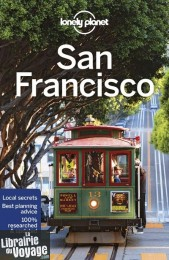 Lonely Planet - Guide (en anglais) - San Francisco