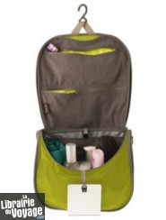 Sea to Summit - Trousse de toilette ultra-légère suspendable (couleur : vert)